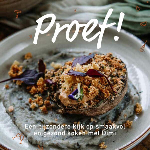 Kookboek Proef!