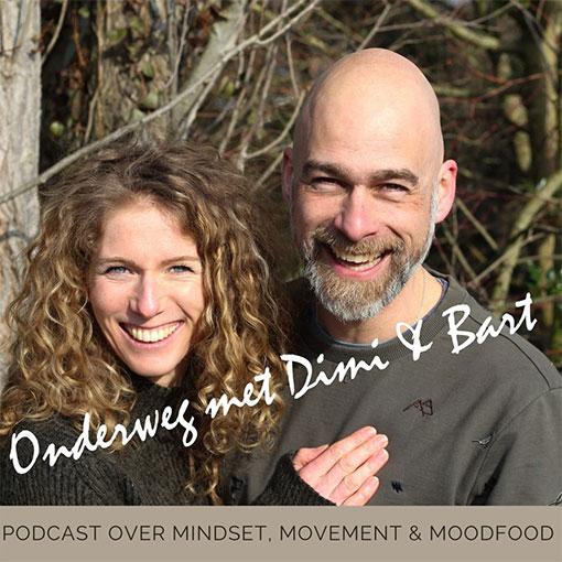 Podcast Onderweg met Dimi en Bart